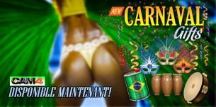 Le cadeaux sexy spécial Carnaval