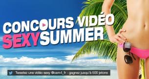 Concours de vidéos sexy #sexysummer