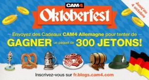 Gagnants de la tambola de l'Oktoberfest