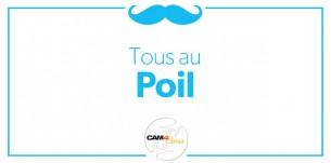Cam4 lutte contre le cancer de la prostate avec Movember