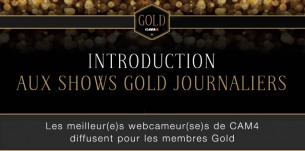 Les Shows Gold du mois de mars