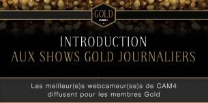 Les Shows Gold du mois de mars