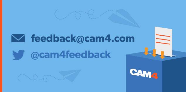 donnez votre avis sur CAM4!!