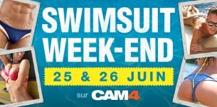 Swimsuit Week-end: programmez un show en maillot de bain pour gagner des $$$