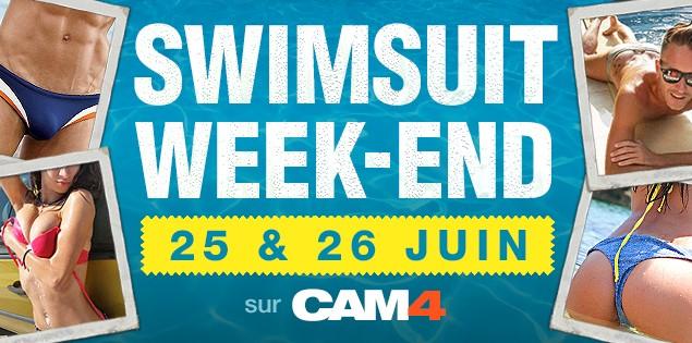 Le Grand week-end de show à thème Swimsuit