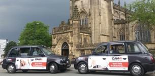 Le succès de CAM4 est en route ou plutôt en taxi!