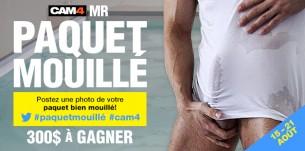 les Gagnants du concours Mister paquet mouillé