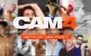 Concours Mister GAY CAM4 France