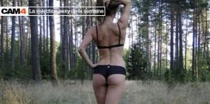 La Sélection Sexy de la Semaine: Les Tops Camgirls Françaises du Moment