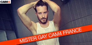 Concours Mister GAY CAM4 France- LE GRAND GAGNANT