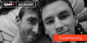 L'interview vidéo exclusive de Superfrenchg pour CAM4