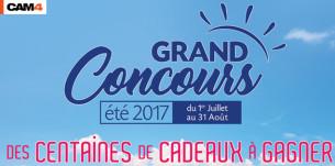 CAM4 participe au grand concours de l'été avec TrocTonPlaisir du 1er juillet au 31 août !!!