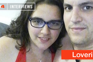 Loverilx, l'interview vidéo d'un couple bisexuel en webcam gratuite sur CAM4