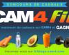 CAM4 FIT : Inscrivez-vous au concours cadeaux de septembre 2017 ! (Résultats)