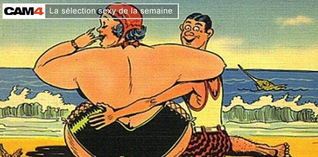 La sélection sexy de la semaine (32) : Top 6 des meilleures BBW de France en webcam gratuite