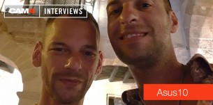 L'interview de Asus10 : L'inimitable duo volcanique en webcam sexe gay