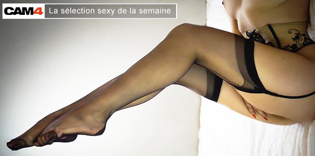 La Sélection Sexy de la Semaine (36) : Les tops Webcameuses les plus visités en sex cam live