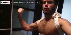 La Sélection homme de la semaine (36) : Affrontez la rentrée sur cam4 en webcam gay!