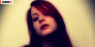 Gladyce_Foxy, gothique et fetish dans une webcam hot spéciale Halloween le 31 octobre à 15h