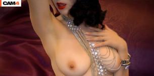 MmeDesiree, le porno chic en webcam hot