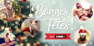 Joyeuses Fêtes: L'année qui s'achève a été incroyable pour la communauté CAM4!