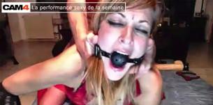 La performance sexy de la semaine (1): pussydollzz, fétichisme prodigué en webcam femme gratuite!