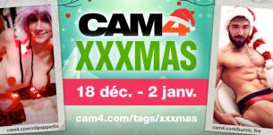 Shows XXXMAS sur CAM4!
