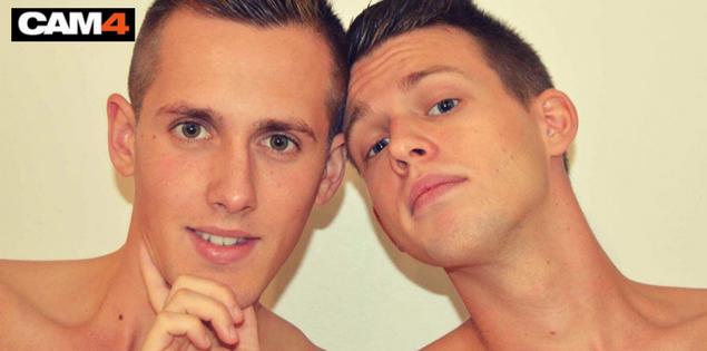 Sélection de la semaine 4 : Des bites de choc et de charme en free gay webcam