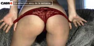 La sélection sexy de la semaine (3): Compilation de jeunes webcameuses sexy en webcam free sex