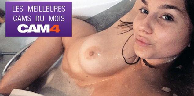 Voici le nouveau classement Porno Webcam: #CAM4Chart de Mars 2018!