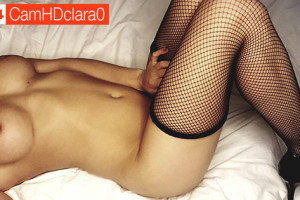 CamHDclara0, une bombe en webcam hot !