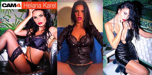 Helena_Karel, la pornstar hot et sexy en free porn cam le vendredi 5 Octobre 2018!