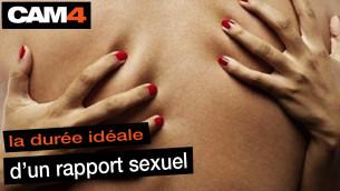 Sex live cam, les questions indiscrètes : C'est quoi la durée idéale d'un rapport sexuel?