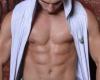 Kenzo842, un corps et une bite surentraînés en gay muscle wrestling