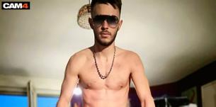 Performance de la semaine: SeQ75 au naturel en free gaycam live