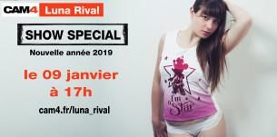 Mattez Luna Rival sur cam4 en webcam porn, le 09 Janvier à 17h!