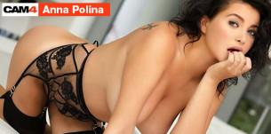 Anna Polina sur Cam4 en sex live cam le 20 Mars à 22h00!
