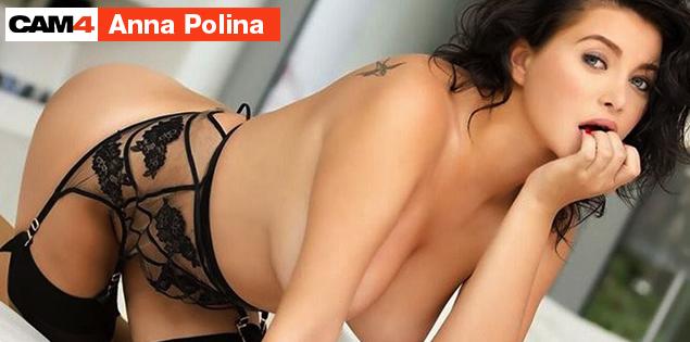 Anna Polina sur Cam4 en sex live cam le 17 Avril à 22h00!