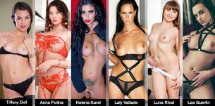 Le calendrier des shows live sex cam avec les pornstars de CAM4 – Juin 2019