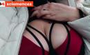 XclemenceX, Interview vidéo d'une MILF très chaude en sex cam sur CAM4 !