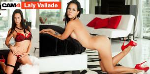 Laly Vallade en sex live cam le 13 juin à 21h30 sur CAM4