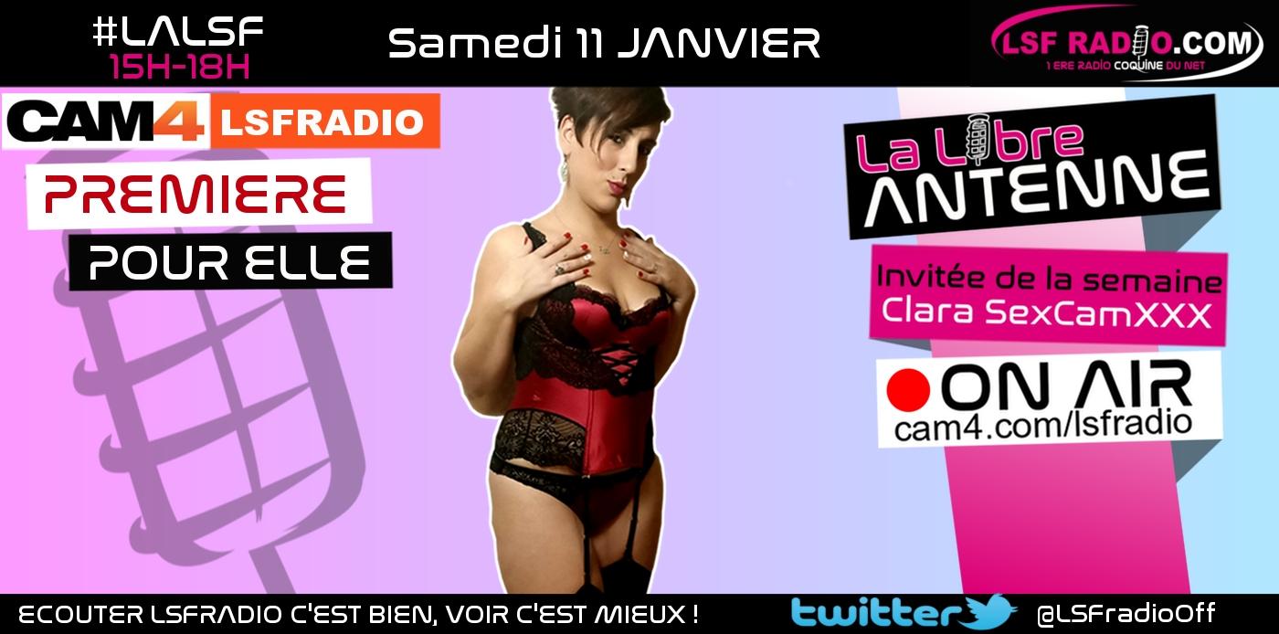 LSF RADIO revient sur CAM4 en show live cam: le samedi 11 Janvier de 15h à 18h | Le Blog de Cam4 France - Sexe cam adulte