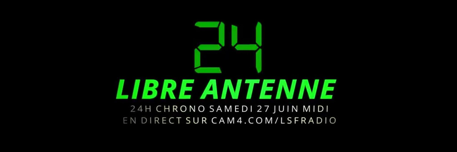 24h Chrono de libre antenne, le défi fou de LSF Radio en webcam hot ! | Le Blog de Cam4 France - Sexe cam adulte
