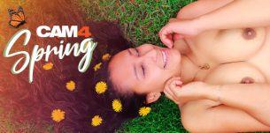 La galerie #CAM4Spring est disponible et super hot!