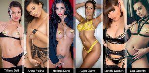 Le calendrier des shows live sex cam avec les pornstars de CAM4 – MAI 2021